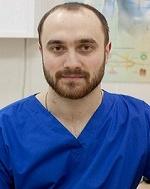 Молоскин Григорий Сергеевич - мануальный терапевт