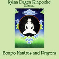 Nima Dagpa Rinpoche – Bon mantras and Prayers