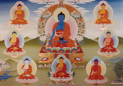 Будда бхайшаджьягуру