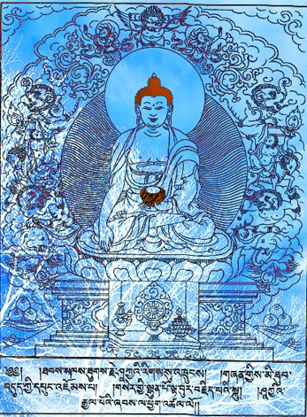 The Nyingma Icons: A collection of line drawings of 94 deities and divinities of Tibet