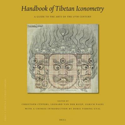Handbook of Tibetan Iconometry: A Guide to the Arts of the 17th Century