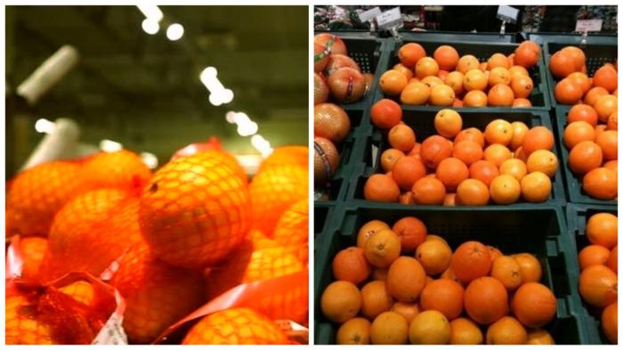 Апельсины - Первейший способ в средних широтах витаминизации организма зимой.